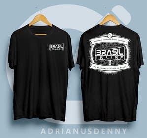 adrianusdenny tarafından Design a Cool T-Shirt for Sponsored Athletes & employees için no 21