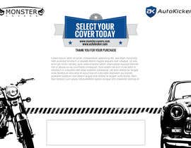 #33 untuk Graphic Design for Autokickers - Monsters Covers ! oleh dizajnline