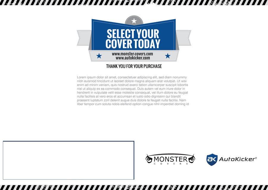 Inscrição nº                                         34                                      do Concurso para                                         Graphic Design for Autokickers - Monsters Covers !