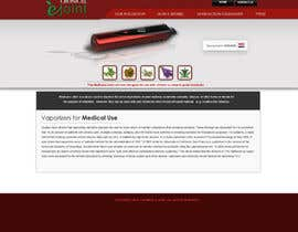 #26 for Design a Website Mockup for Medical E Joint af authenticweb