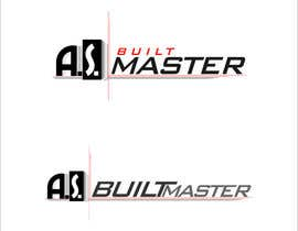#34 cho Design a Logo and Stationary for 'As Built Master' bởi zandersjay