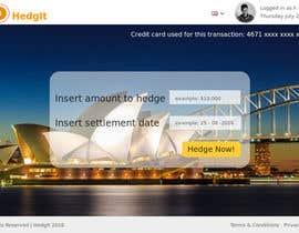 Audigier tarafından Design a Website Mockup için no 4