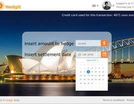 Audigier tarafından Design a Website Mockup için no 12