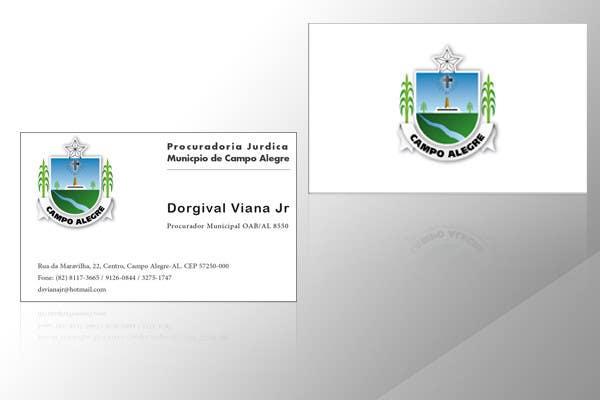 Inscrição nº 21 do Concurso para Business card for city lawyer