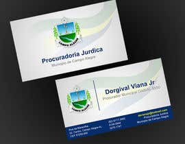 #16 para Business card for city lawyer por studioultimate