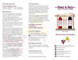 #7 for Brochure for Organic Winery by suegibbins
