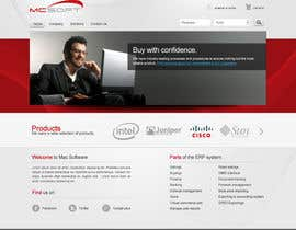 #27 para Website Design for Mac Software Ltda por dragnoir