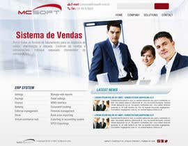 #20 para Website Design for Mac Software Ltda por Cornerstone505