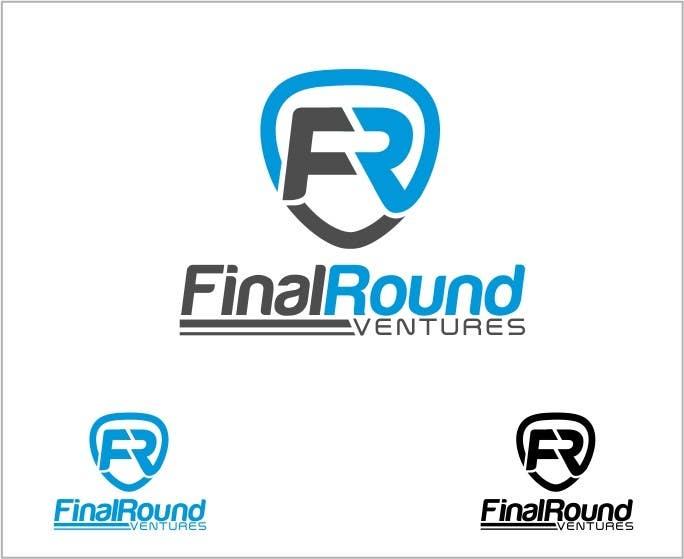 Penyertaan Peraduan #92 untuk Final Round Ventures Logo Design