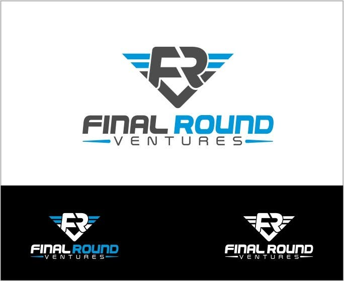 Penyertaan Peraduan #112 untuk Final Round Ventures Logo Design