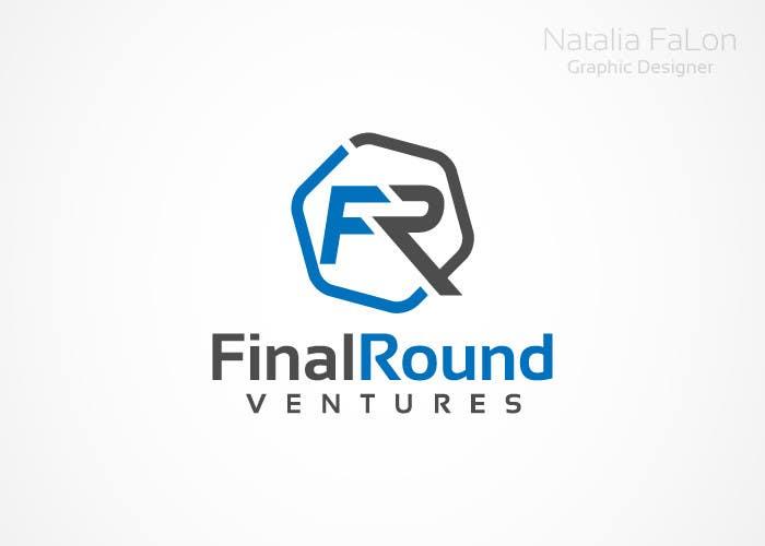 Penyertaan Peraduan #143 untuk Final Round Ventures Logo Design