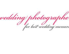 DiGitSigNs tarafından Write a tag line/slogan for a Wedding Photographer için no 87