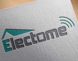 """Runner247 tarafından Design a Logo for """"ELECTOME"""" için no 32"""