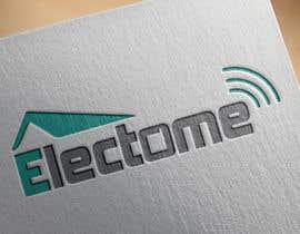 """Runner247 tarafından Design a Logo for """"ELECTOME"""" için no 34"""