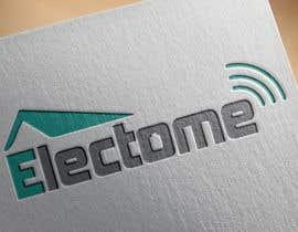 """Runner247 tarafından Design a Logo for """"ELECTOME"""" için no 35"""