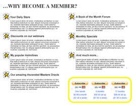 #18 cho Graphic Design for A new Membership Area for www.moonology.com bởi olib75