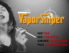 vesnarankovic63 tarafından Design A Postcard for Vapor Sniper Wholesale Program, için no 3