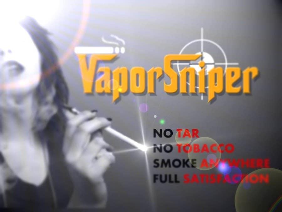 #7 for Design A Postcard for Vapor Sniper Wholesale Program, by vesnarankovic63