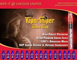 dhonivenkat tarafından Design A Postcard for Vapor Sniper Wholesale Program, için no 21