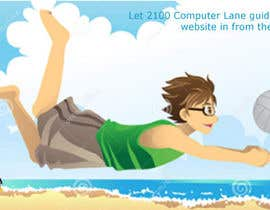 #21 for Design a Banner for 2100 Computer Lane by anwar120