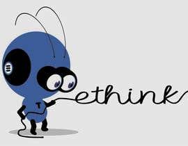 nº 17 pour Σχεδιάστε ένα Λογότυπο for e-think par satriagantia