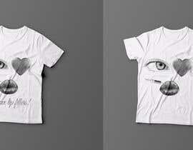 cristinaa14 tarafından Design a T-Shirt için no 25