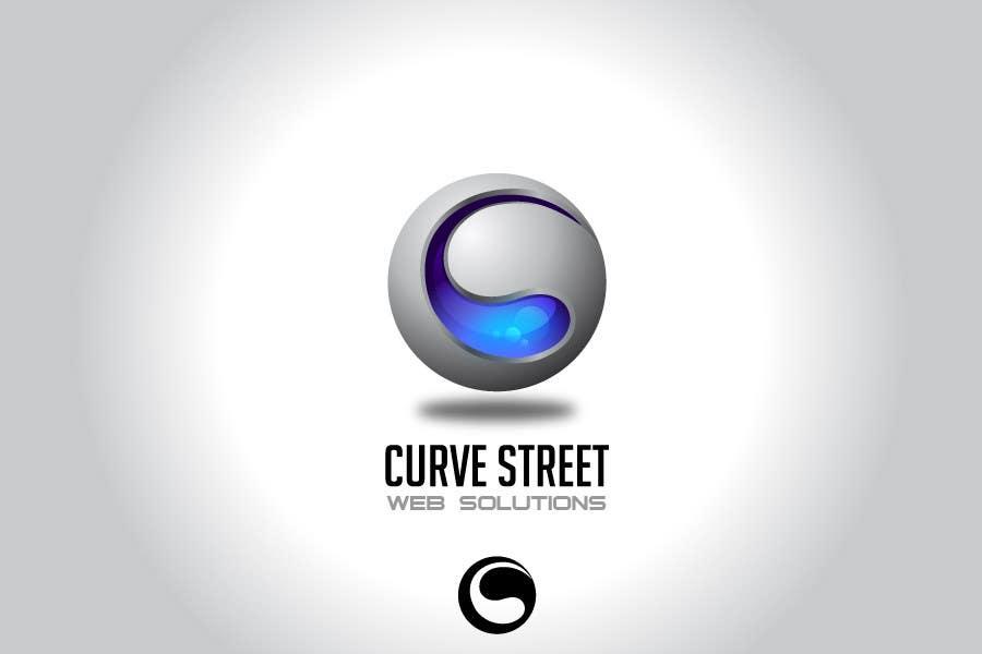 Конкурсная заявка №148 для Logo Design for Curve Street