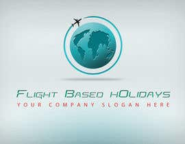 #2 for Design a Logo for Flight Based Holidays af Champian