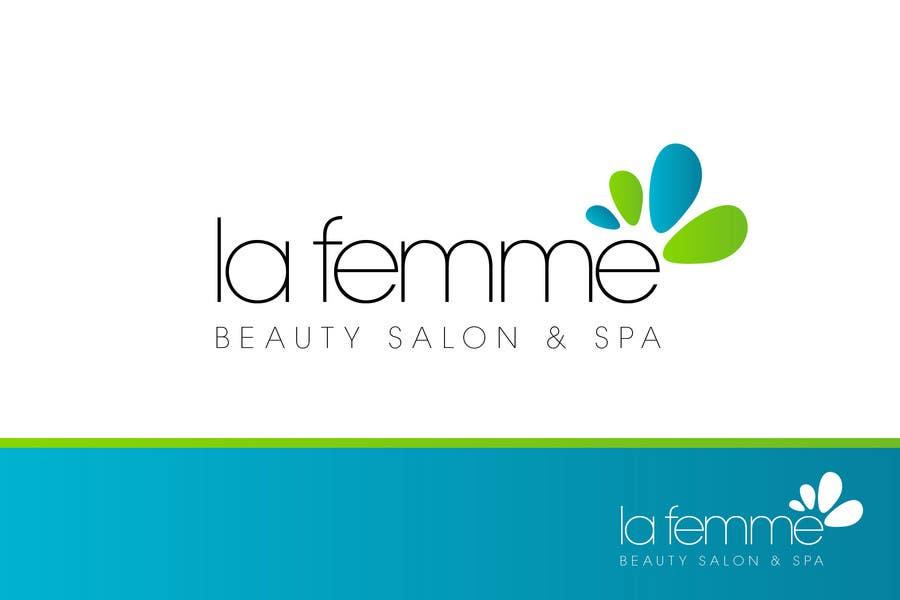 Penyertaan Peraduan #                                        2                                      untuk                                         Logo Design for La FEmme Beauty Salon & Spa