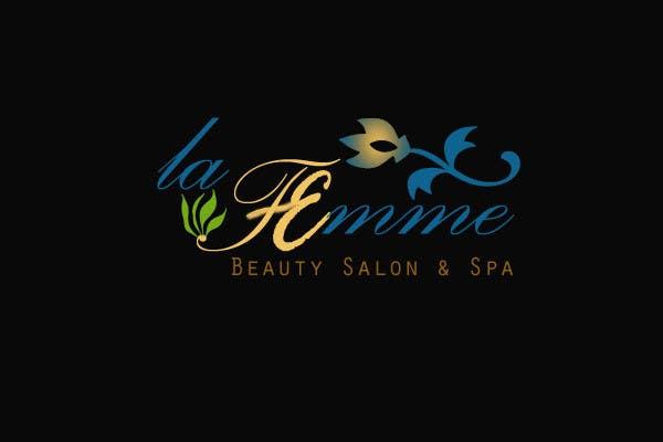 Penyertaan Peraduan #                                        55                                      untuk                                         Logo Design for La FEmme Beauty Salon & Spa