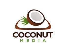 #37 for Design a Logo for Coconut Media by AntonMihis