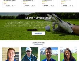 deepakdiwan tarafından Design a Website Mockup için no 58