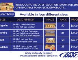 AhamedAntur tarafından Transport boxes flyer için no 13