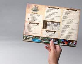 ewalflor tarafından Flyer para Pousada Medieval/Rústico için no 11