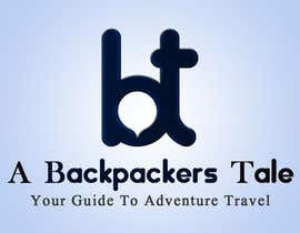 #5 untuk Design a Logo for A BackpackersTale oleh only4logo