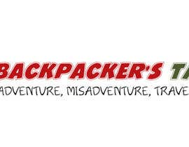 #11 for Design a Logo for A BackpackersTale by GBTEK2013