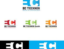 #195 for Design eines Logos for EC Technik GmbH af dindinlx