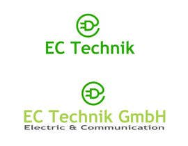 #192 for Design eines Logos for EC Technik GmbH by smahsan11