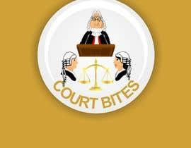 #45 untuk Design a Logo - Court Bites - Legal Education oleh Ipankey