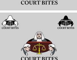 #42 untuk Design a Logo - Court Bites - Legal Education oleh ilustrocbvcar