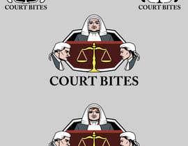 #46 untuk Design a Logo - Court Bites - Legal Education oleh ilustrocbvcar