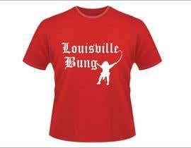 """burhandesign tarafından Design a T-Shirt for """"Louisville Bungy"""" için no 33"""