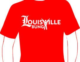 "#9 for Design a T-Shirt for ""Louisville Bungy"" by vale29"