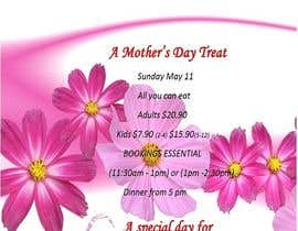 #5 cho Design a Banner for Mothers Day bởi marbiz