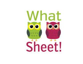 #72 para Design a Logo for What Sheet! por lindoro