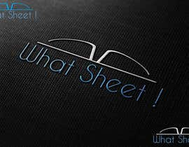 #80 para Design a Logo for What Sheet! por DigiMonkey