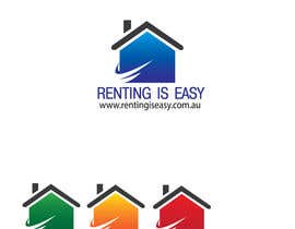 "#119 para Design a Logo for "" WWW. RENTING IS EASY. COM.AU"" por logopond247"