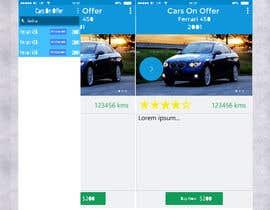 vw7886563vw tarafından Redesign the apperance of an  existing screen in an app için no 4