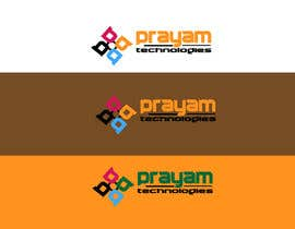 nº 51 pour Design a Logo for Prayam Technologies par HaroldCarmelotes