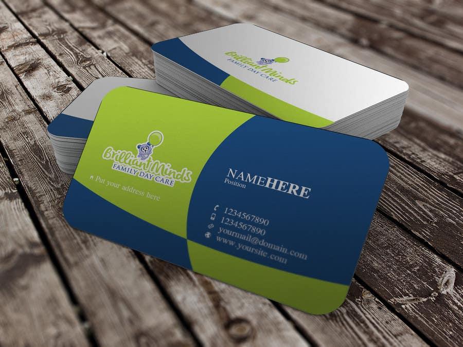 Kilpailutyö #34 kilpailussa Businesss Card & Letterhead Needed!!!